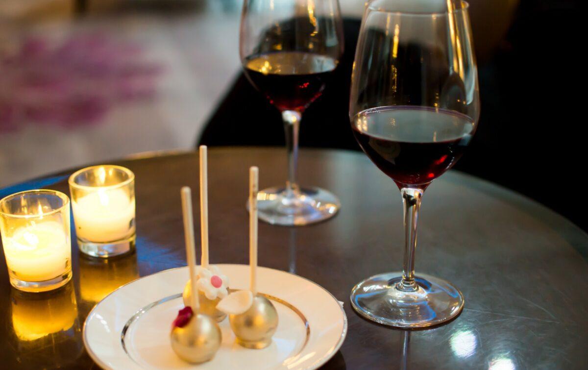 vins et desserts